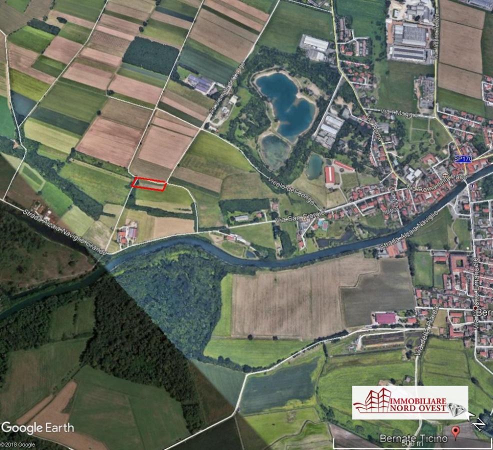 Terreno Edificabile Residenziale in vendita a Bernate Ticino, 9999 locali, prezzo € 23.000 | CambioCasa.it